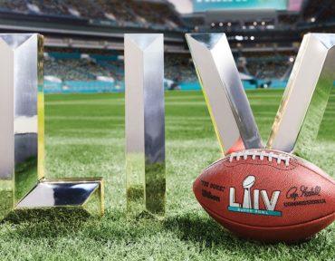 Super Bowl LIV - Mike Pettersson